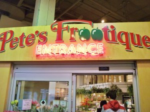 Pete's Frootique