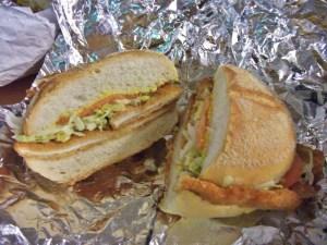 California Sandwiches