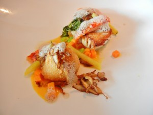 Blacktree restaurant: Alaskan black cod