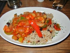 Jambalaya London Ontario - vegetarian jambalaya