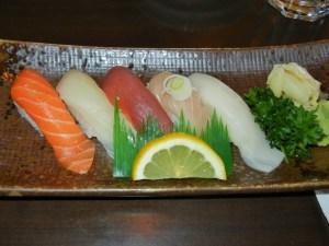 Ichiban Sushi House - nigiri sushi