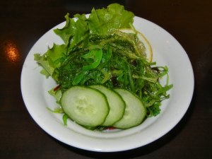 Ichiban Sushi House - wakame salad