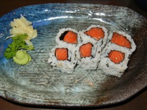 Ichiban Sushi House - salmon roll