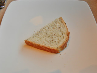 Estia restaurant Halifax - bread