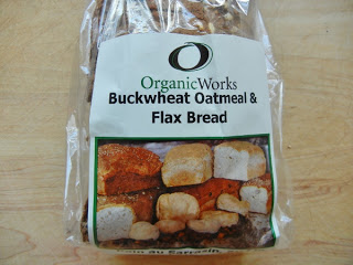 Organic Works London, Ontario gluten free bread
