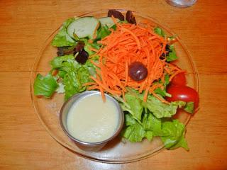Moosewood Restaurant - salad