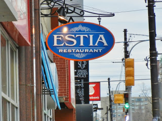 Estia Restaurant Halifax