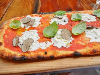 Buca restaurant Toronto - pizza