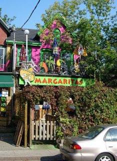Margaritas restaurant Baldwin Street Toronto