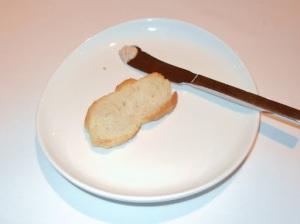 Blacktree restaurant - bread