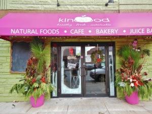 Kindfood Burlington, Ontario (now called Lettuce Love Cafe)