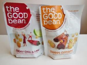 The Good Bean roasted chickpeas