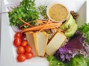 Organic Works Bakery Cafe Power Fresh Bowl