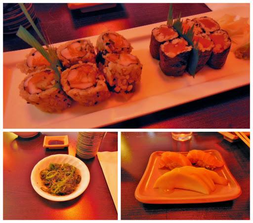 Wasabi House sushi restaurant Halifax