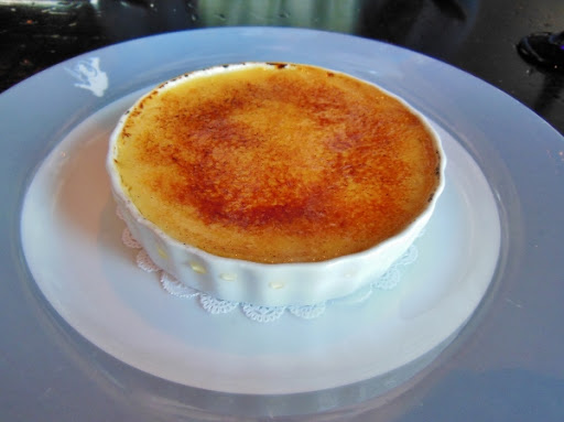The Bicycle Thief Halifax - creme brulee