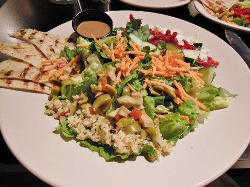 Empire Brewing Company Greek Cobb salad