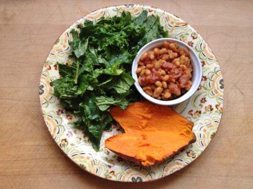Veganomicon recipe: Cheater baked beans