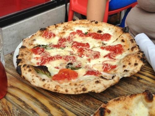 Pizzeria Libretto Margherita