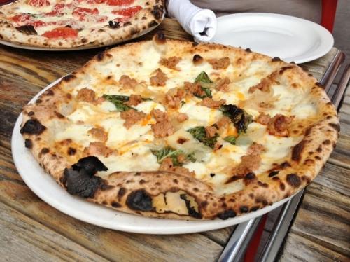 Pizzeria Libretto Housemade Sausage