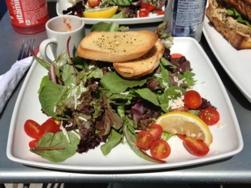 California salad from Stoney's Bread Company