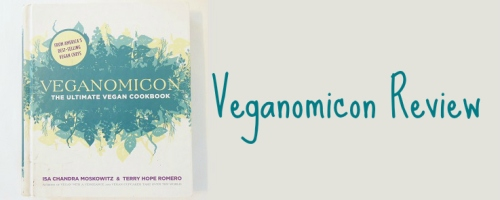 Veganomicon review