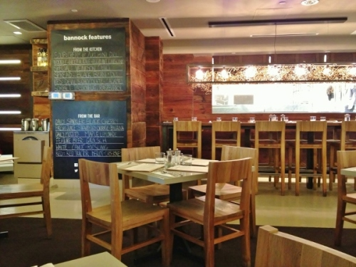 Bannock restaurant Toronto